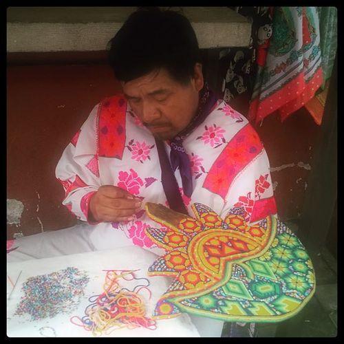 Huichol Huicholart Artehuichol Lovemexico Amoméxico Nayarit Rivieranayarita