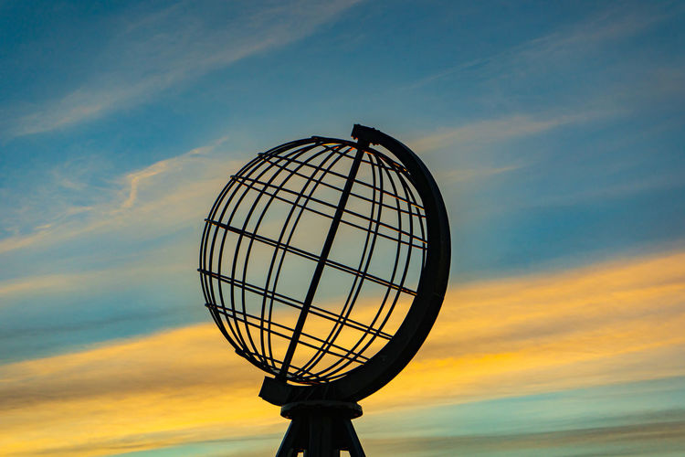 North cape is a cape on the northern coast of the island of magerøya in northern norway.