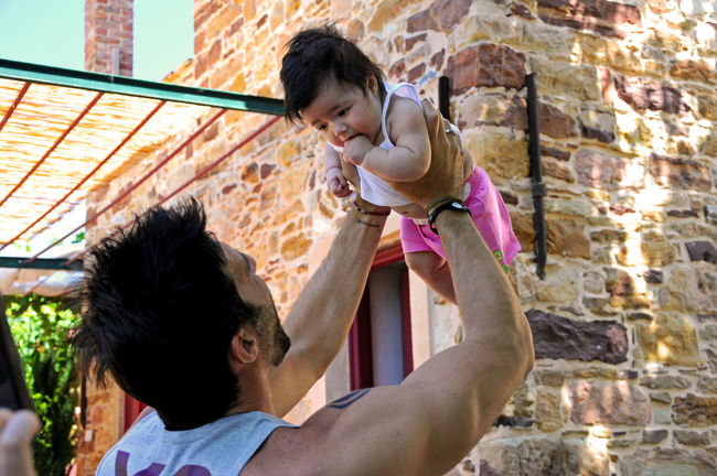 Fatherhood Moments Babylove My Daughter Babygirl Father And Daughter Memories Connection My Love My Life Family Matters Togetherness Unforgettable Moment Love New Life Childhood Father Fatherhood