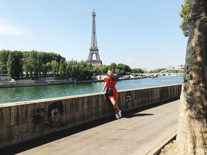 From Paris with