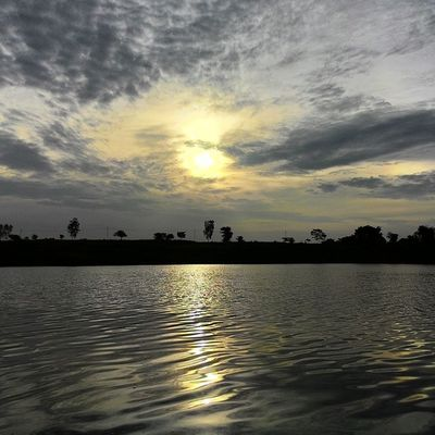 Sunrise Lakeview Dawn Clouds Water Reflection Sun Awesome_shots Myvillage Landscape Repostingindia 1000thingstodoinindia India NgcOnAssignment Ig_india Seewhatotherscantsee Zenreflection Zenfone Ig_maharashtra Zenfoneglobal