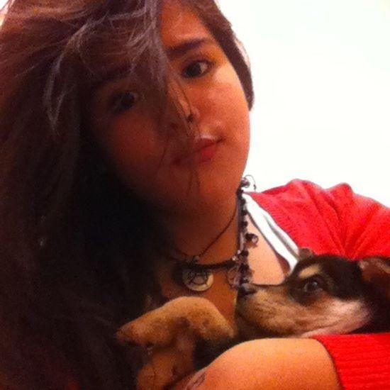 My Dog Husky Puppy That's Me Lovelovelove