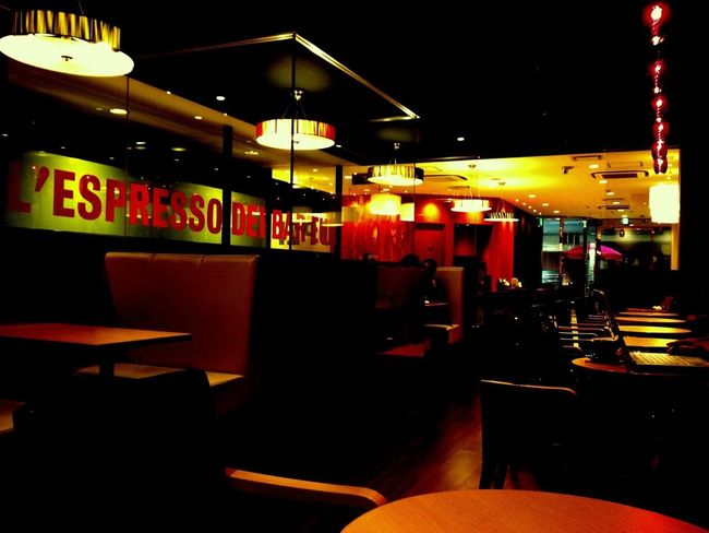 IPhoneography Cafe Huemore