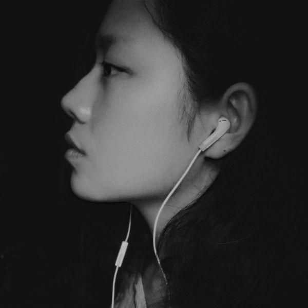 Enjoying Life Something Special Black & White Feel