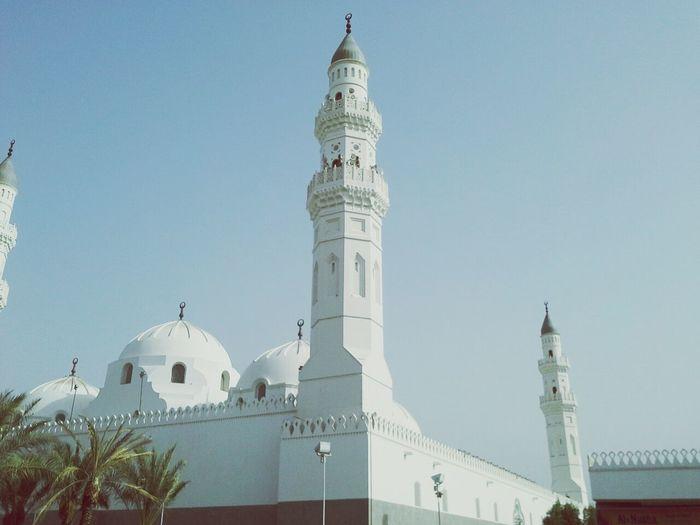 تصويري مسجد قبا في مكة