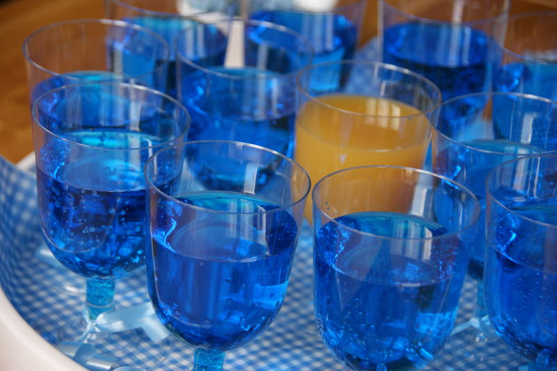 Dare to be different Blue Close-up Drinking Glass Glasses Indoors  Juice No People Party Water BYOPaper! Visual Feast Different Mix Yourself A Good Time Paint The Town Yellow #FREIHEITBERLIN Modern Hospitality