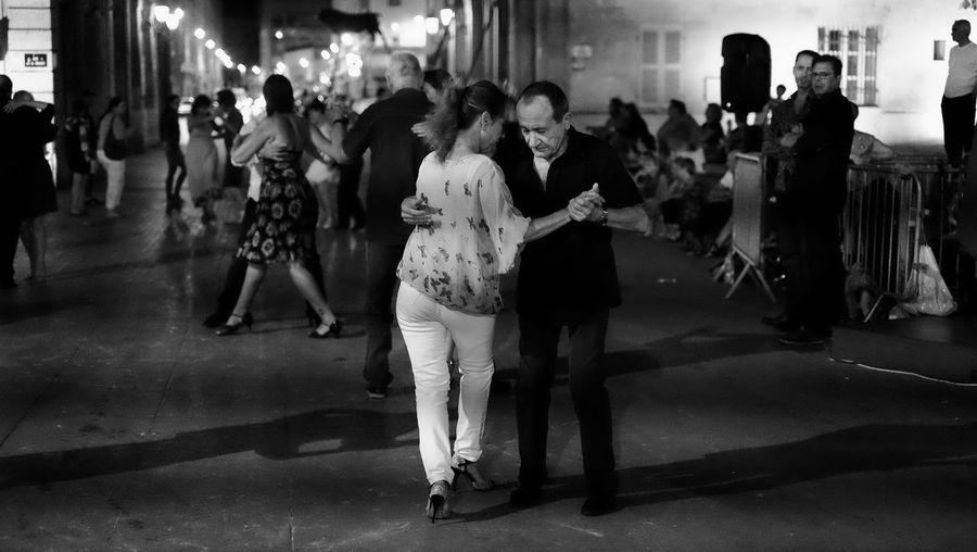 Tango in the