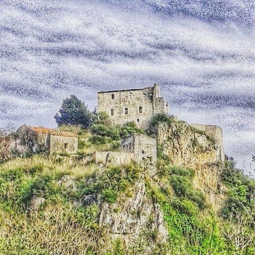 Torrenave Tortora Cosenza Calabria Italia Effettispeciali Fotografia Disegno Confine Colori Primavera Aprile