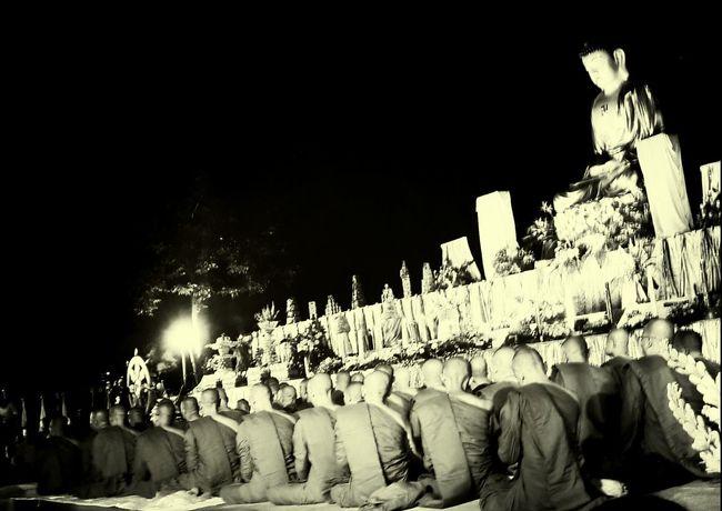 Vesak at Borobudur INDONESIA The Explorer - 2014 EyeEm Awards