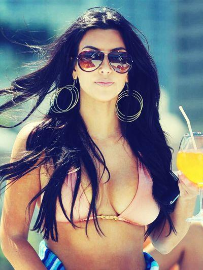 beautiful Kim Kardashian #WCW
