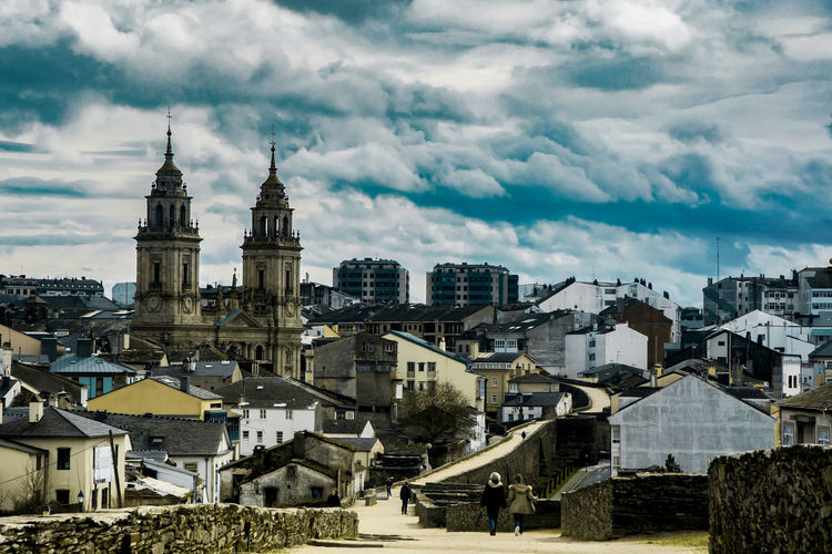 Cityscape Travel Destinations City Cloud - Sky Architecture Sky Urban Skyline Outdoors Building Exterior No People Cultures Day People Nature Landscape Colors Travel SPAIN Nikon Photooftheday Photographer Urban Road City Street Lifestyles Streetphotography Urbanphotography Be. Ready.