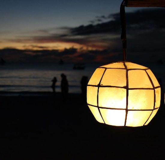 Boracay November 2014 Sunset Philippines Tropical Paradise Seawind