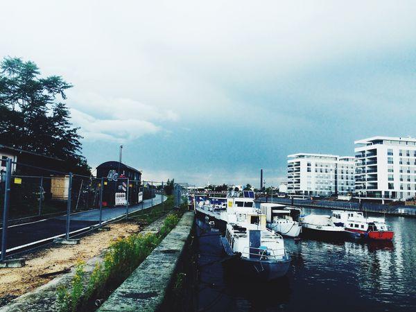 Offenbach Am Main Hafen