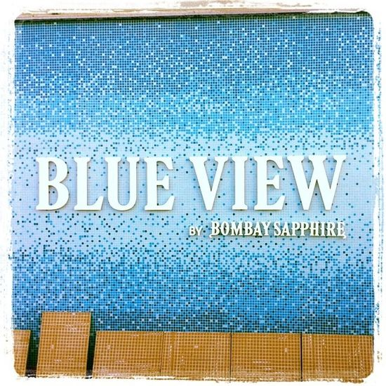 BlueView Bombaysapphire Casafuster Rooftop Barcelona Paseodegracia