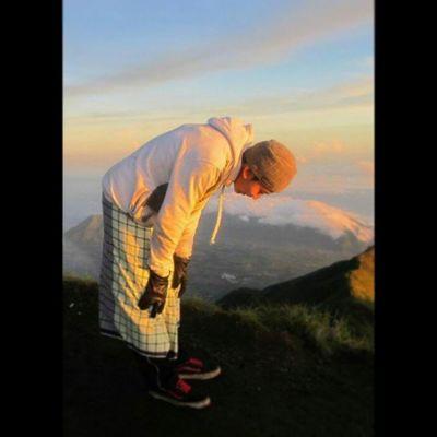 ku berukuk padaMu Sholat Adventure INDONESIA