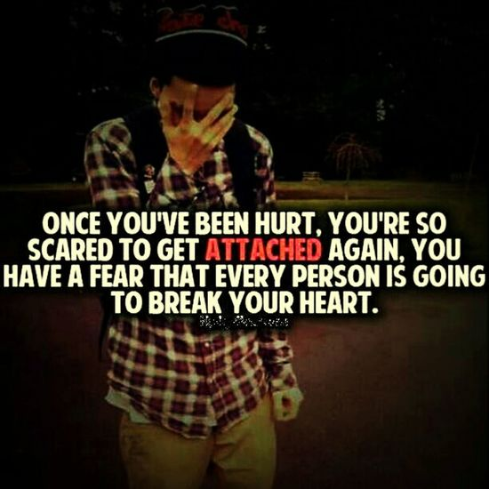 You Hurt Me  Feeling Alone :/ People Its True:)