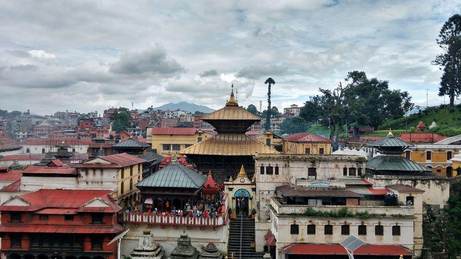 Pashupatinath Temple Hindu Kathmandu Nepal Traveldiaries TravelNepal Travel Fun Mobilephotography Mobography Phonography  Picoftheday