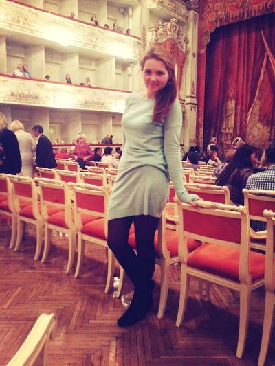 Opéra евгений онегин