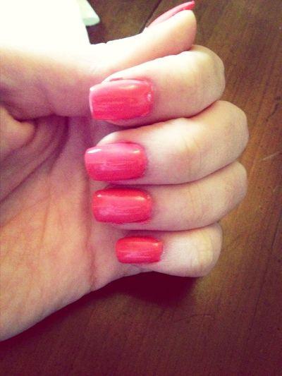 New nail color already