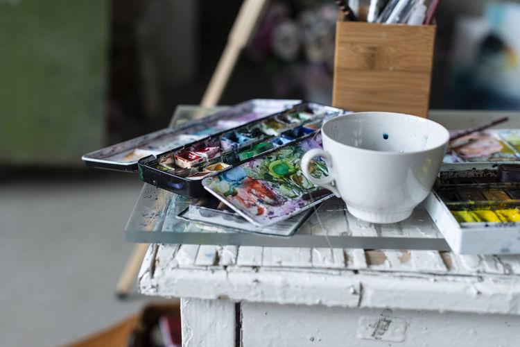 Art chaos Paint