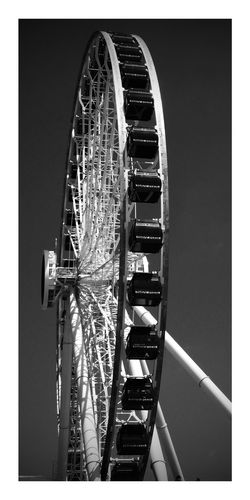 Out enjoying Chicago's Navy Pier. Love all the great pictures I've taken. Happy Millennium. Pspauly63 Navy Pier Ferris Wheel Chicago