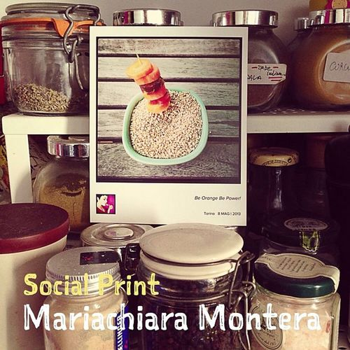 Funny ideas with #PrintUP Social Print by maricler Light Food Eat Foodie Diet Stampe Prints Dieta Printup