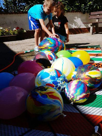 Togetherness Family Multi Colored Childhood Day Kinder Kinder Aşk💞aşk💞aşk Tochter Chillen Aşk♥ Kizim Hayata Gülümse  Garden In My Garden Bayern Germany Wasserball