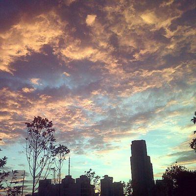 Gramercy and the Orange cloudsClouds Centuryproperties acqua tallestbuilding random