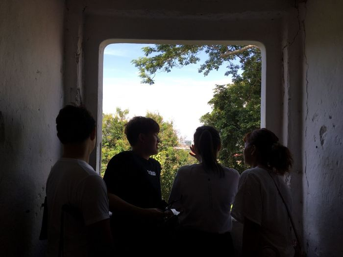 Melaka Architecture Window History