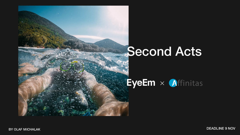 What's your second act? ✨ Show us life beyond 30 in our new Mission with Affinitas → https://www.eyeem.com/m/13935446