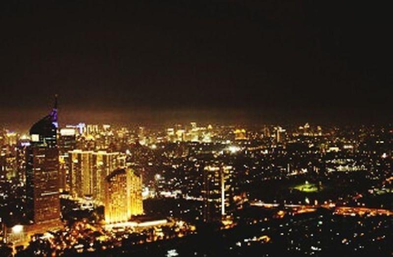 Jakarta tonight❤