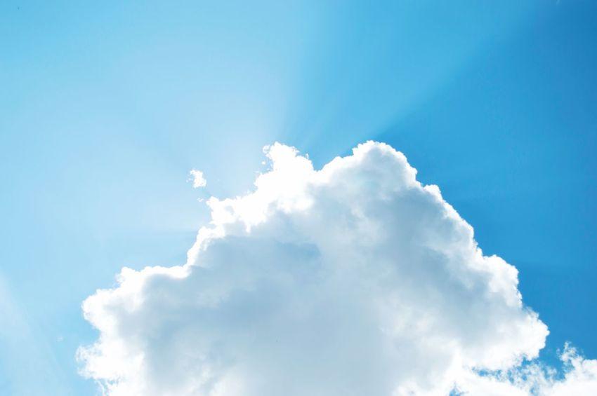 Cloud Sky Sun Sky And Clouds