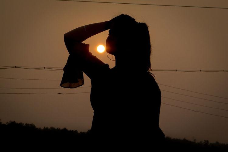 Sunset is