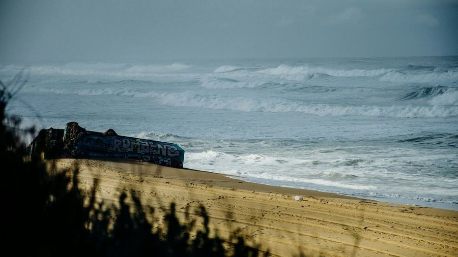 Showcase: November The EyeEm Facebook Cover Challenge Hanging Out Check This Out Hossegor Capreton France Beach Bunker Waves Eye4photography  EyeEm Best Shots Q Quiet Moments Lanscapes With Whitewall The Great Outdoors With Adobe The Great Outdoors - 2016 EyeEm Awards