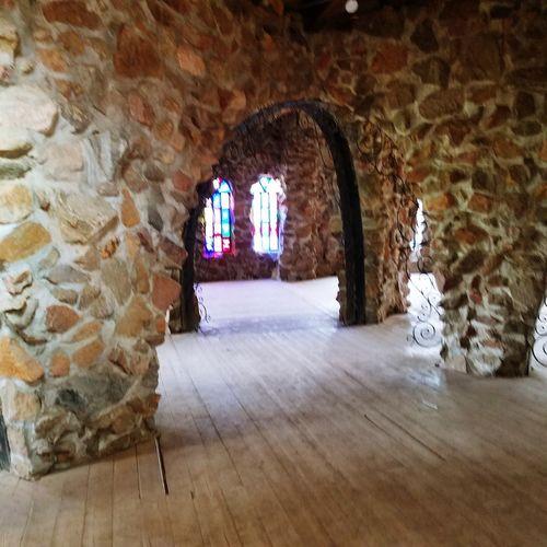 Castle Inside Castle Artitechture Illuminated Architecture Built Structure Archway Historic Arched