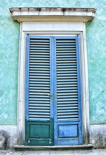 Giardino Di Boboli Boboli Garden Firenze Italia Florence Door Blue Architecture