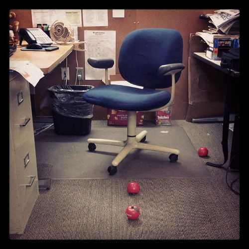 An apple crime has been committed at work... Workfunnies Tgif
