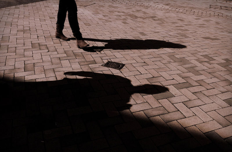 Walking Shadows City Life Day Documentary Nature Photography Photography Taking Photos A Focus On Shadow Leisure Activity Lifestyles Outdoors Outline Pavement Reportage Street Photos Taking Fotos Images Photographic Camera Lens Architectural Design Building Structual Support Detail Of Tower Block In Sunshine Blue Sk Shadow Shadow Photography Shadows And Backlighting Street Photography Sunlight Sunny Taking Photos Of People Taking Photos Unrecognizable Person Waling Shadowa
