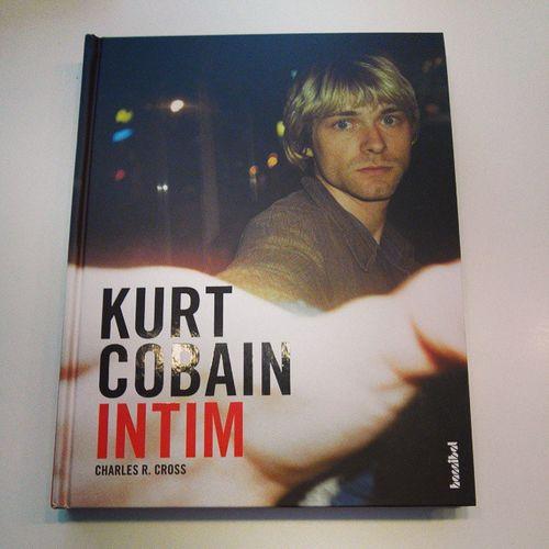 Kurtcobain Intim - großartiger Musiker Club27 Nirvana