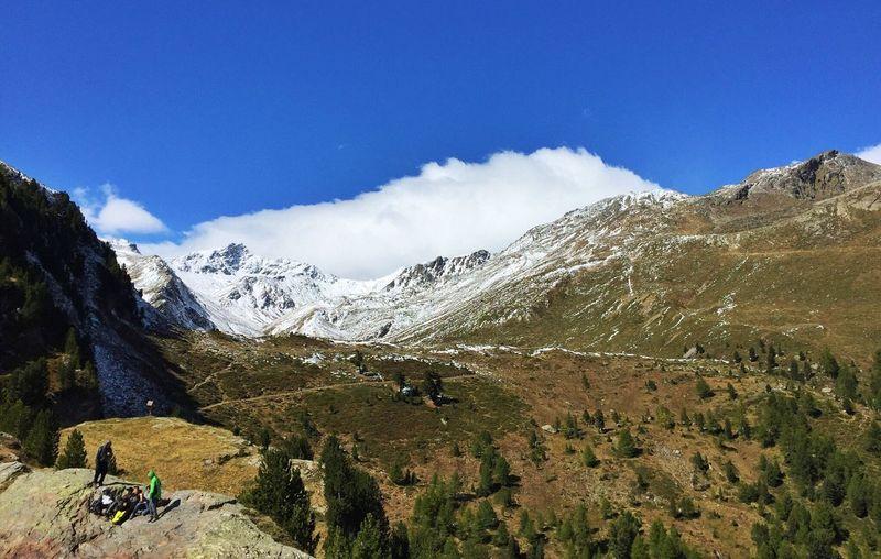 B&Bs Grand Adventure Autumn Colors Martelltal Südtirol Alto Adige Autumn
