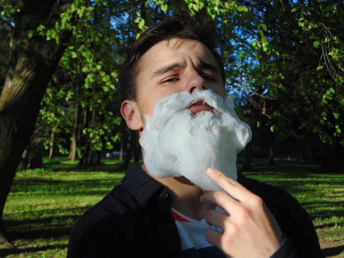 Considering Sweet Beard
