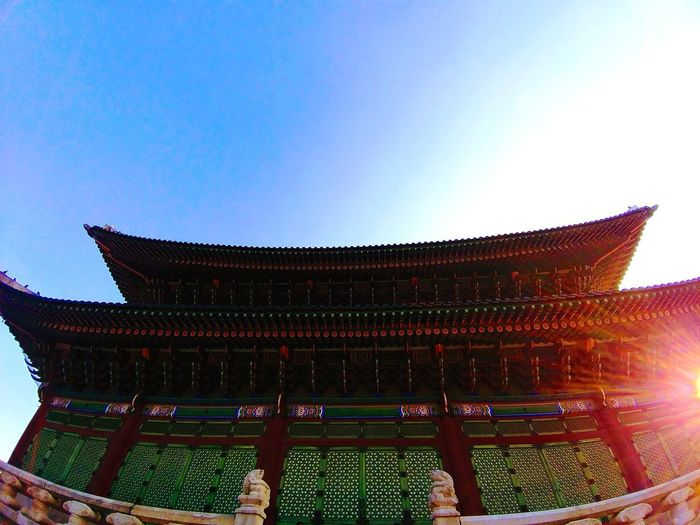 Palace Cultures Architecture Outdoors No People Sky Illuminated