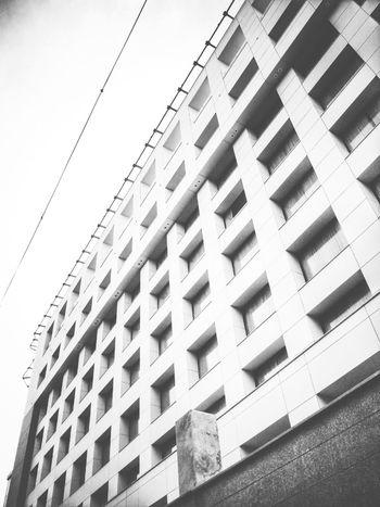 Sheraton Urban Geometry Black And White Monochrome EyeEm Best Shots