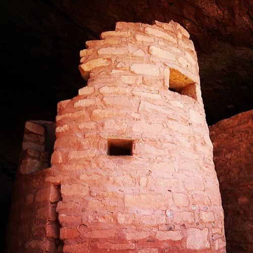Stone Tower, ManitouCliffDwellings , Manitou Springs, CO