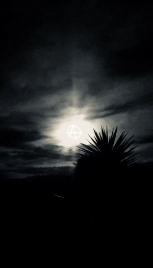 Anarchy moon First Eyeem Photo