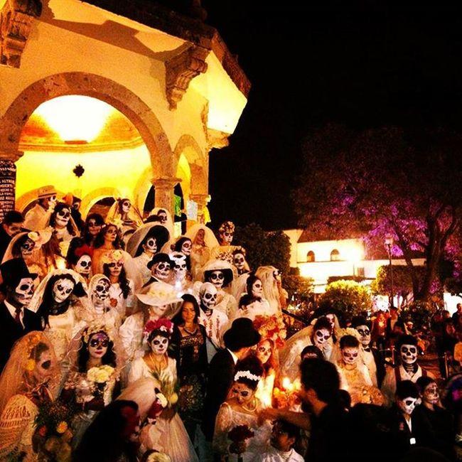 Las novias 2DeNoviembre Diademuertos Tradiciónviva