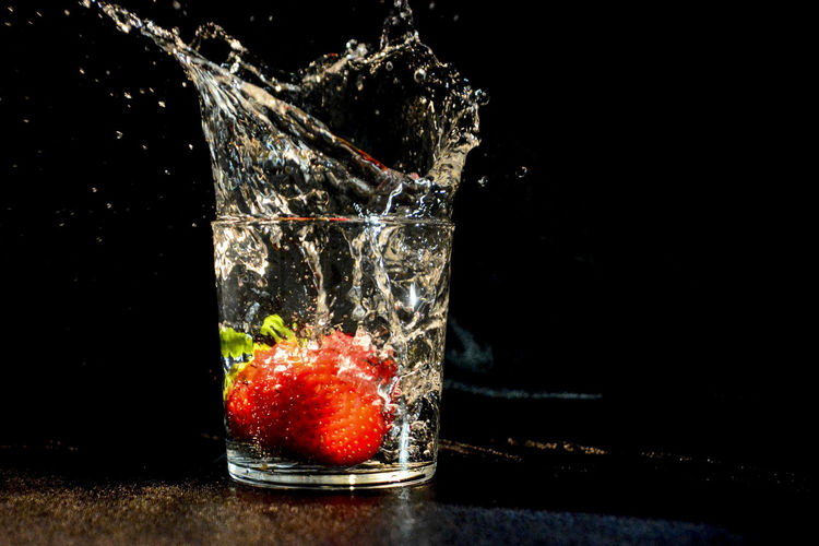 Fruits & Water
