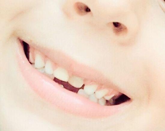Pastel Power Bodyart Body Part Smile Smile :) Child Child Smiling Childhood Sorriso