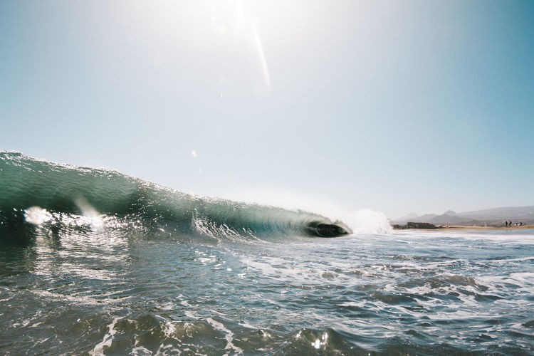 beach EyeEm Best Shots EyeEm Nature Lover EyeEm Gallery EyeEmNewHere Nature Surf Wave Beach Beauty In Nature Day Lens Flare Motion Nature Outdoors Power In Nature Scenics - Nature Sea Summer Sun Sunlight Surfing Water Wave Waves Waves, Ocean, Nature
