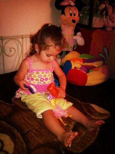 My Granddaughter Liyah